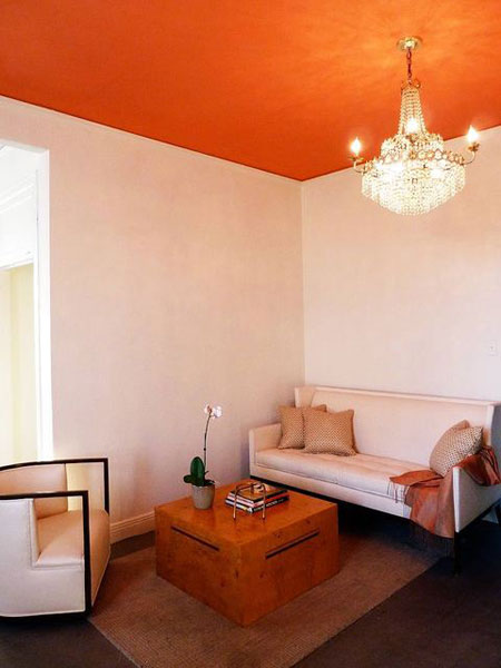 Techo naranja for Colores para techos de casas