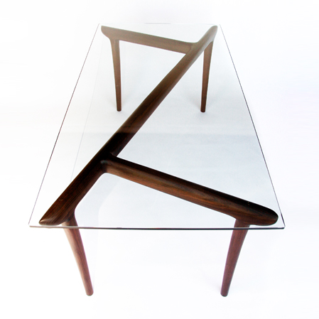Ko Table, mesa de aires canadienses 1
