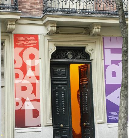 fachada de Casa Decor