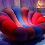 Anemone, la nueva preciosa silla de Giancarlo Zema 5