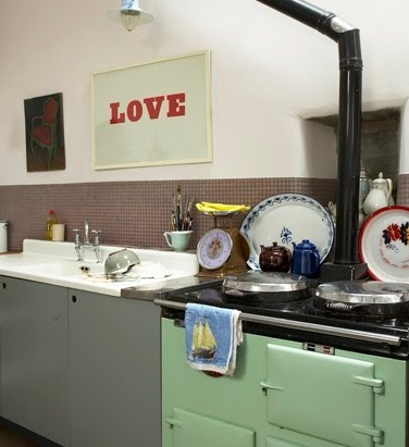 Una buena idea: decora tu cocina con cuadros 3