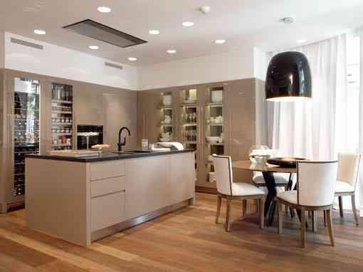 Molins interiors en casa decor decoraci n de interiores - Houzz cocinas ...
