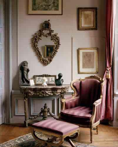 Muebles cl sicos en casas modernas decoraci n de - Decoracion clasica moderna ...