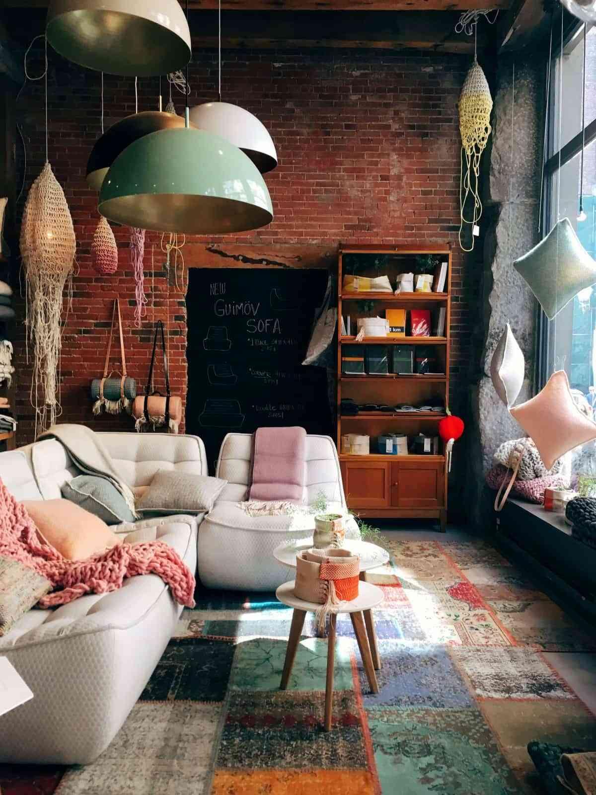 Ideas para un estilo bohemio en tu casa
