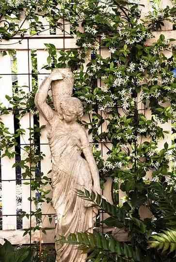 Estatuas Para El Jardin Un Toque Con Estilo Decoracion De - Estatuas-de-jardin