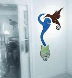 Forja pop art en Casa Decor 5