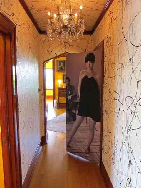 Un estilo muy moderno para tu pasillo 1