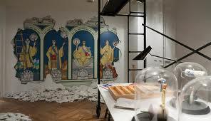 Pinturas de pared en Casa Decor 4