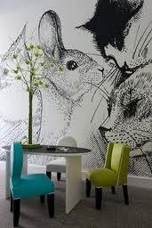 Pinturas de pared en Casa Decor 3