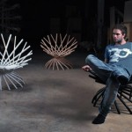 Nest, silla desafiante de Markus Johansson 14