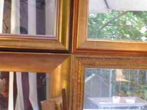 ventanas hechas con marcos