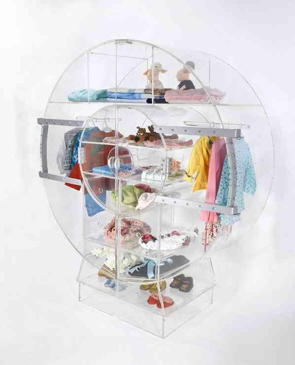 ¿Qué tienes en el armario? 1
