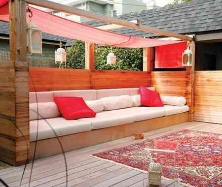 Tres ideas para decorar los exteriores Decoracin de Interiores