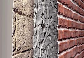 Poner un muro de piedra falso 1