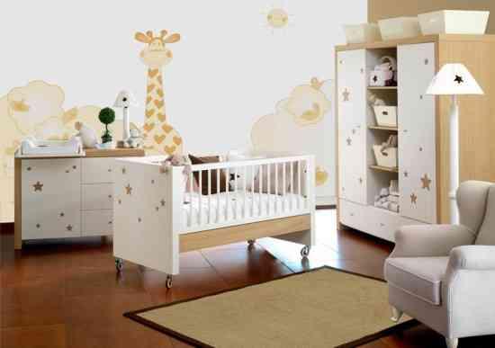 Los sí y los no de un cuarto de bebé 1