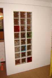 Pav s ladrillos de vidrio decoraci n de interiores - Ladrillo de cristal ...