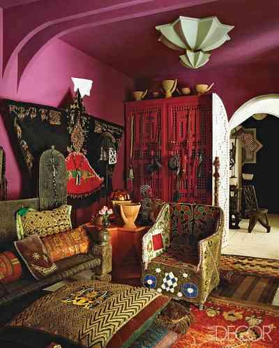 Baños Estilo Marroqui:Estilo marroquí para decorar tu casa – Decoración de Interiores