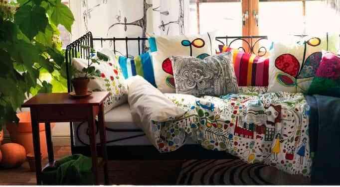 Nuevo cat logo ikea textiles decoraci n de interiores for Catalogos de decoracion de interiores