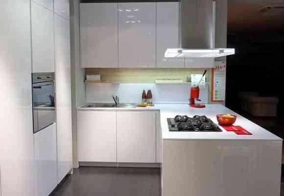 Cocinas pequeñas organizadas - Decoración de Interiores | Opendeco