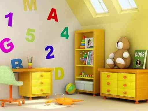 Dormitorios infantiles 1