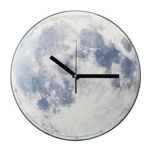 Un reloj para ver la luna 1