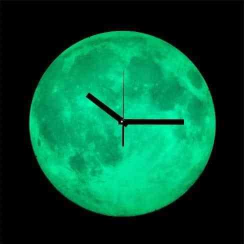 Un reloj para ver la luna 2