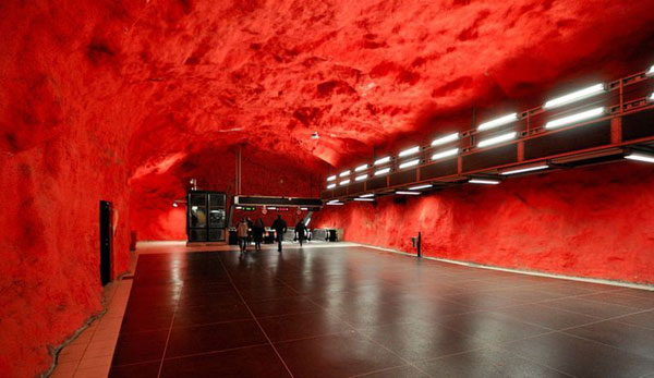 Metro de estocolmo decoraci n de interiores opendeco - Metro de estocolmo ...
