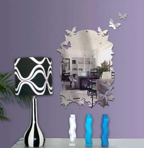 Pegatinas de espejo 1