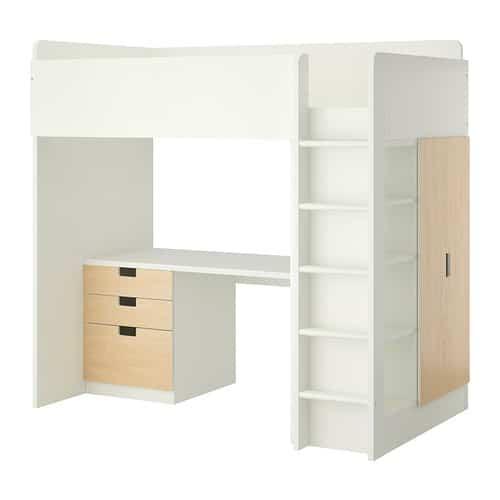 Nuevo catálogo IKEA, cama en piel 3