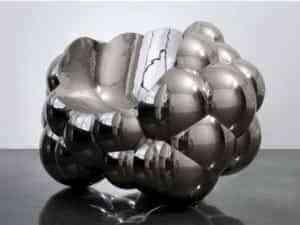 Cloud Chair de Richard Hutten- Nube de acero