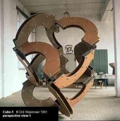 Esculturas Dré Wapernaar 2