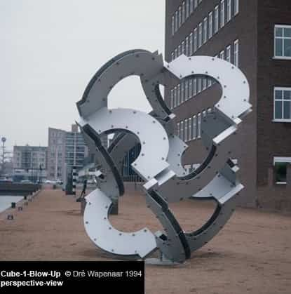 Esculturas Dré Wapernaar 1