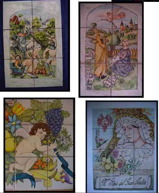 azulejos pintados a mano blog totpint portal de