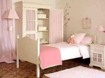 Habitaciones Para Niñas Decoración De Interiores Opendeco