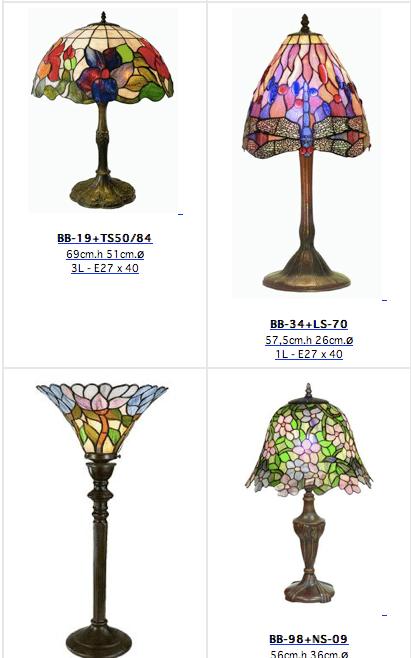 Lámparas Tiffany de hoy 5
