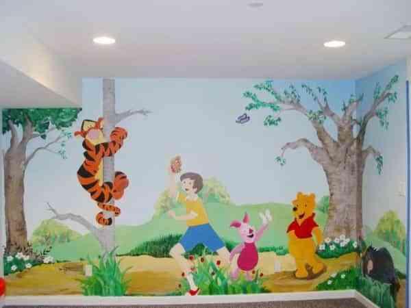 Decora tu Baby Shower con Winnie the Pooh 2