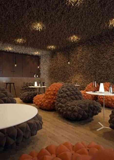 Diseño Ruso para un bar-restaurante - Decoración de Interiores ...