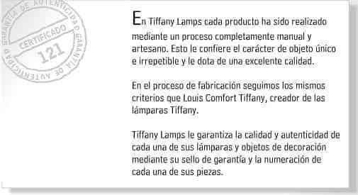 Lámparas Tiffany de hoy 2