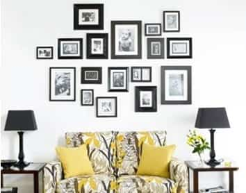 Decorar con fotos 1