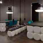 Teun Fleskens diseña el interior de las zapaterias Shoesme 2