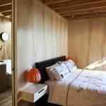 Mansión de madera con grandes ventanales de Herbst Architects 3