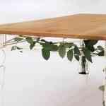 Plantable, una mesa a la que le crece la naturaleza de Jailmake 4