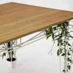 Plantable, una mesa a la que le crece la naturaleza de Jailmake 6