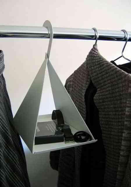 Colgador para los accesorios de moda de Májo 1