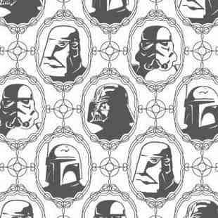 Empapela la pared con las fuerzas Imperiales de Star Wars 1