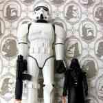 Empapela la pared con las fuerzas Imperiales de Star Wars 4