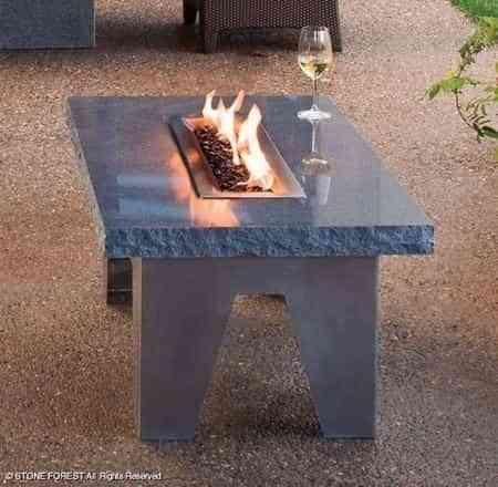 Vesta, la mesa de fuego 1