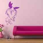 Más de 20 ejemplos de vinilos decorativos para inspirate 4