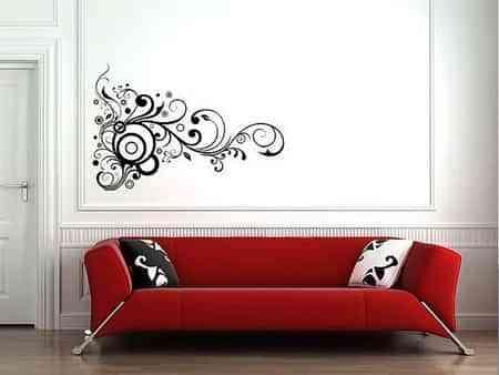 Más de 20 ejemplos de vinilos decorativos para inspirate 1