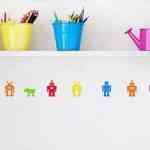 Más de 20 ejemplos de vinilos decorativos para inspirate 15